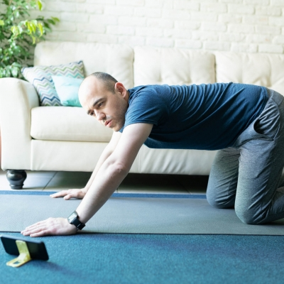 Over 40 Home Workout Plan
