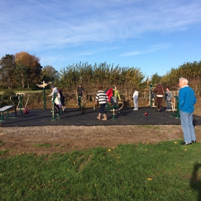 Outdoor Gyms and Bootcamps
