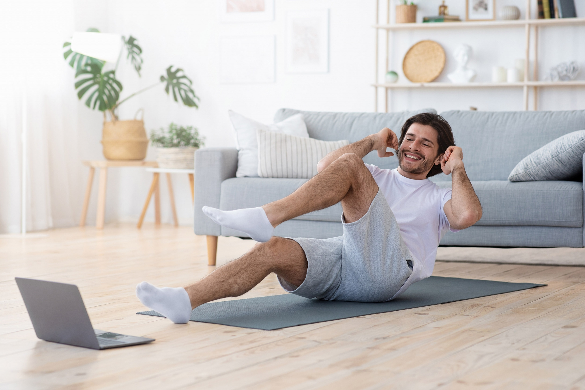 Older Male Online Personal Training