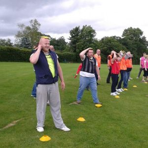 Dairy Crests Business Fitness Day