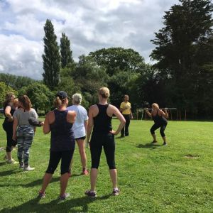 The Marshwood Manor Bootcamp Retreat