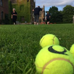 Barrington Court's Business Fitness Workout