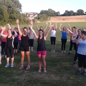 Illminster Park Fitness pic from 2014