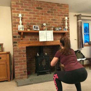 Solo Home Training, get your plan up in your home gym and get results.